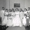 Wedding of Doris Clark and Alvin Grovogel
