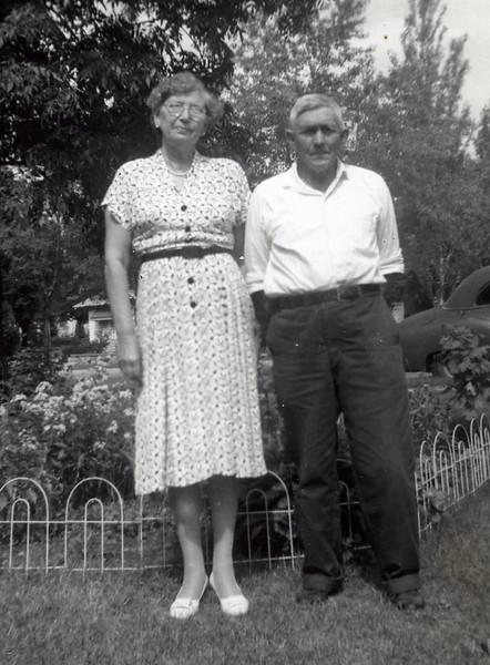 Sanford and Eva Clark