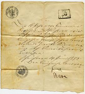 Coleman Rothschild Emigration