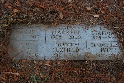 Davenport Cemetery, Davenport FL Dec 2010