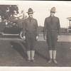 Edw C Dohm & unknown fellow National Guard member