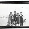 Dohms and Gill boys at the beach
