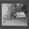 Camp, Le Nid II, 1919?