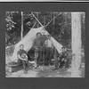 Edw C Dohm, others, military camp c1919?