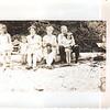 Edw C Dohm, Estelle Dohm, Margaret Dohm & children