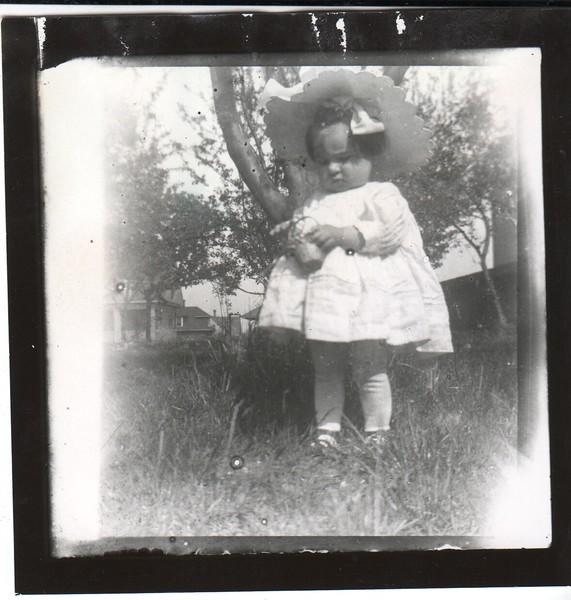 Dorothy Dohm, c1906
