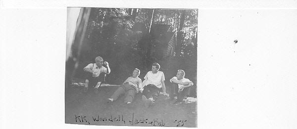 EC Dohm, Jack & Bob Keene and Wendell Broyles