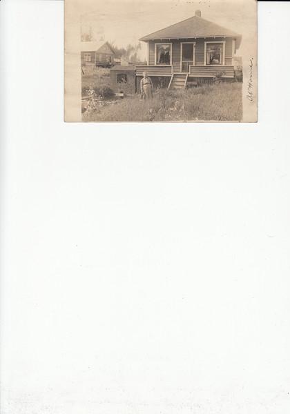 """Fernbrook Cottage, Seattle, and Genevieve """"Jenny"""" Dohm"""