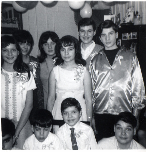 Ella Mazza's Sweet Sixteen Feb 1967