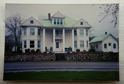 J. M. and Effa Mae Dougherty's  Home in Nickelsville, Virginia (circa 1999)