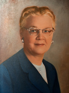 Anna Mae (Doughetry) Arehart (1903-2003)