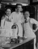"""""""Dr. Bloom, Dentist"""" (Dave Bloom's dental practice)<br /> <br /> Mechanics in the dental lab at the office at 147 East 86th street (at Lexington), opened May, 1929."""