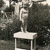 Judy Dugan, 1yr old, 1948.