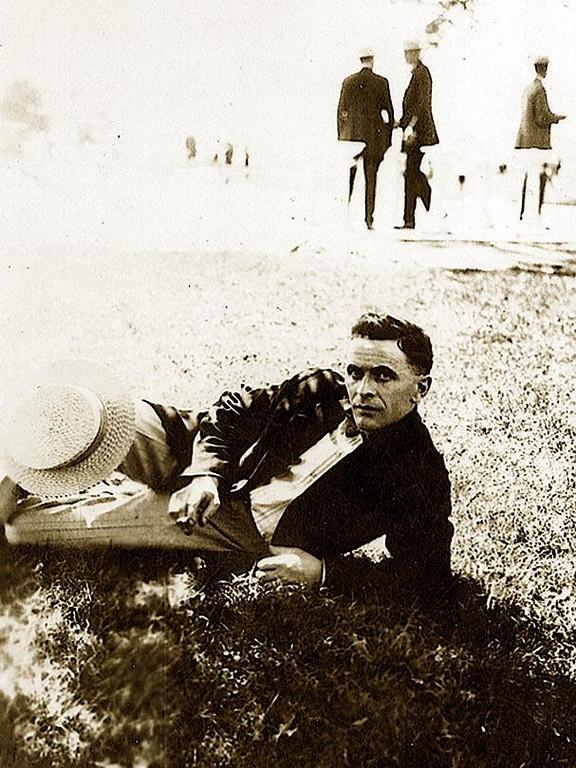 ANGELO ELLERO, (1899-1958) On July 11, 1927