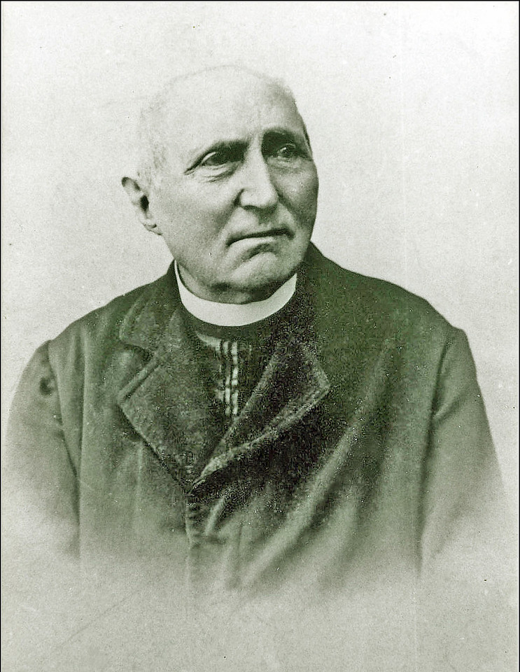 Father Giovanni Battista Di Biaggio. Brother of Red Shirt Volunteer  Pietro Di Biaggio (1844-1913),  and Uncle to Teresa (Di Biaggio) Ellero (1877-1965).