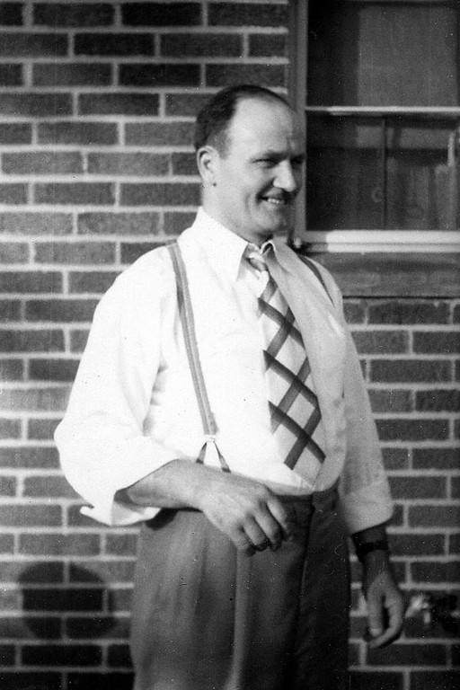 "ROMANO ""RAY"" ELLERO (1912-2004)"