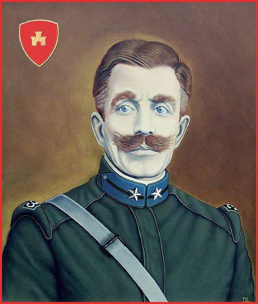 GIOVANNI ELLERO (1878-1948) WWI