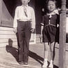 Johnny & Linetha Miller - ca 1944