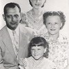 Fred and Marie Loshbaugh with Jeanne and Susan