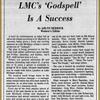 LMC godspell