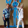 Vadis & Milly with Blue Bunny - LeMars, IA