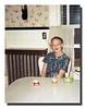 Evelyn (Brodeur) Gagan enjoying her beer & cigs, date unknown.