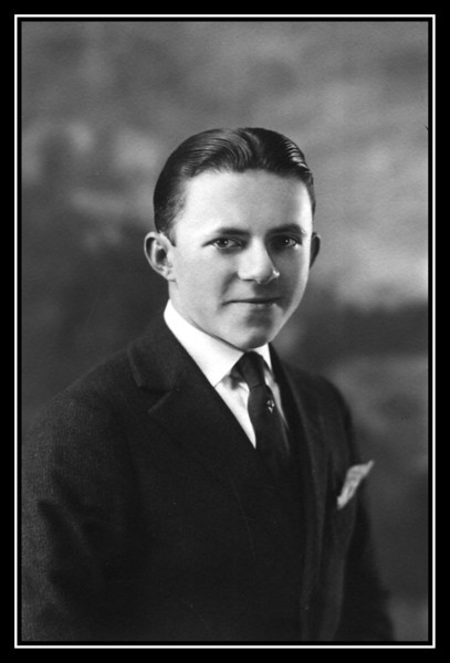 George Gagan, unknown date.