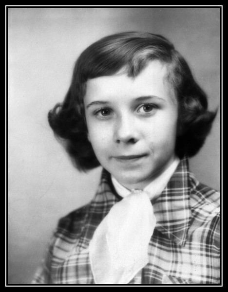 Arlene Gagan, unknown date.