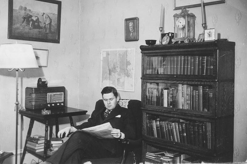 Philip Crane Macken (abt 1940)