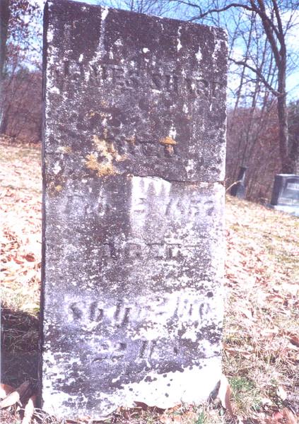 James Sharp Tomb (Vinton)