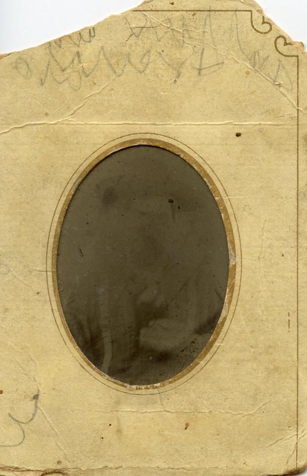 Thomas Denbow, 77th OVI (1833-1903)