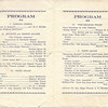 1935 St Columba Commencement program, page 2