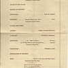 1939 High School of Commerce Commencement program page 2