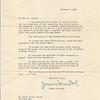 1946 Navy letter for Frank Dragon