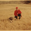 Sonny with Deer