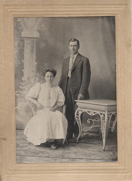 Mary (Blasier) and Wesley Warwick