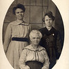 Lottie, Cora and Jane Blasier