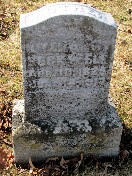 Lydia C. Rockwell