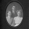 Leslie, Mary and Cora Blasier