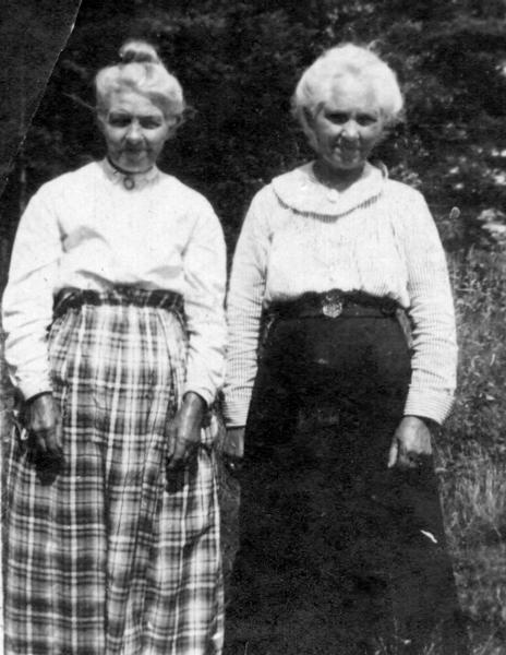 Josephine and Jane