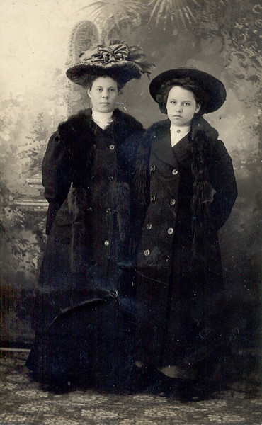 Lottie and Mary Blasier