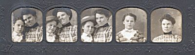 Mary and Lottie Blasier