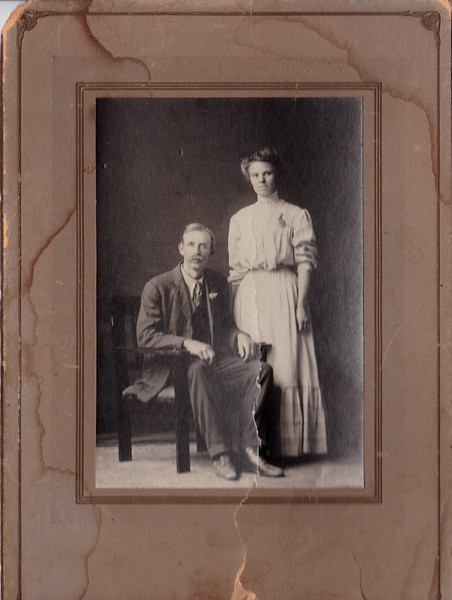 Victor and Lottie (Blasier) Neman