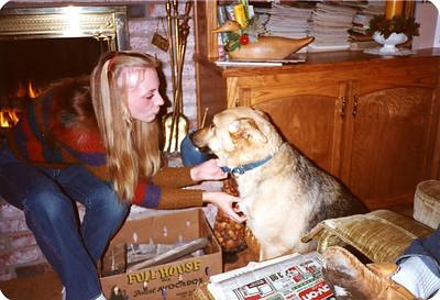 Kerri and friend