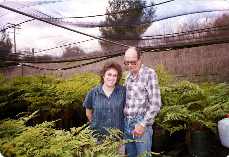 Barbara and Jim Page