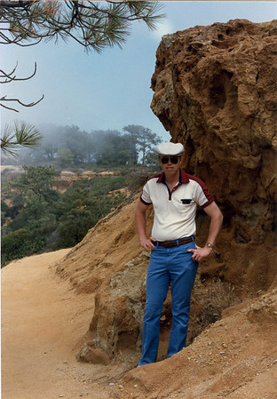 Warren at Torrey Pines, May 1987
