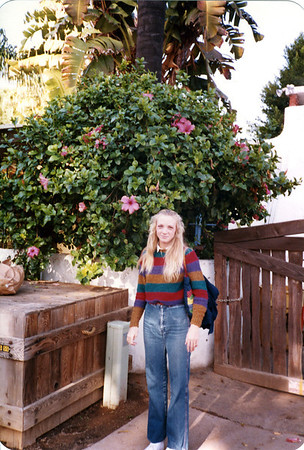 Kerri Luhnow, March 1984