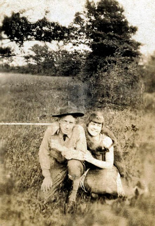 Bill Foote and Elsie Anderson
