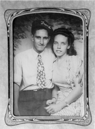 Frank Clark & Dorothy Foote