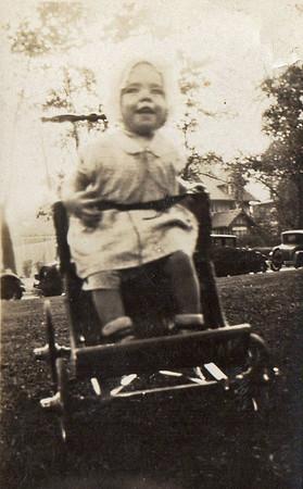 Dorothy Mae Foote, 1 year